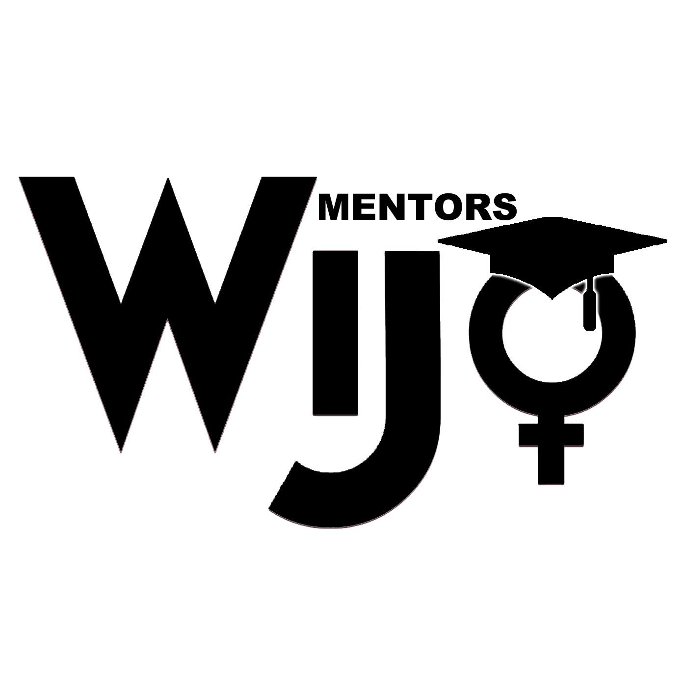 Wijo Mentors Black on white