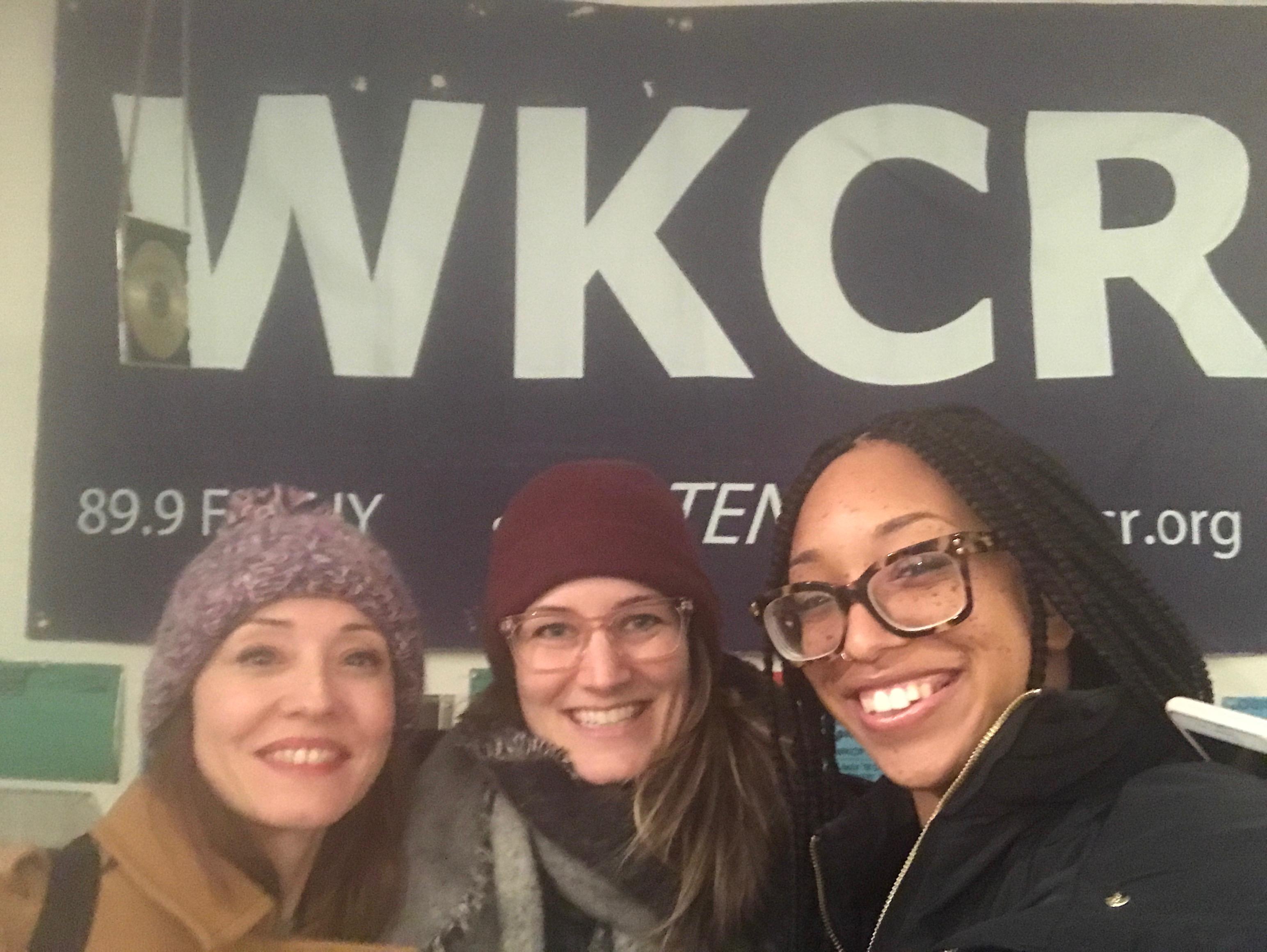 WKCR Radio Show December 2018